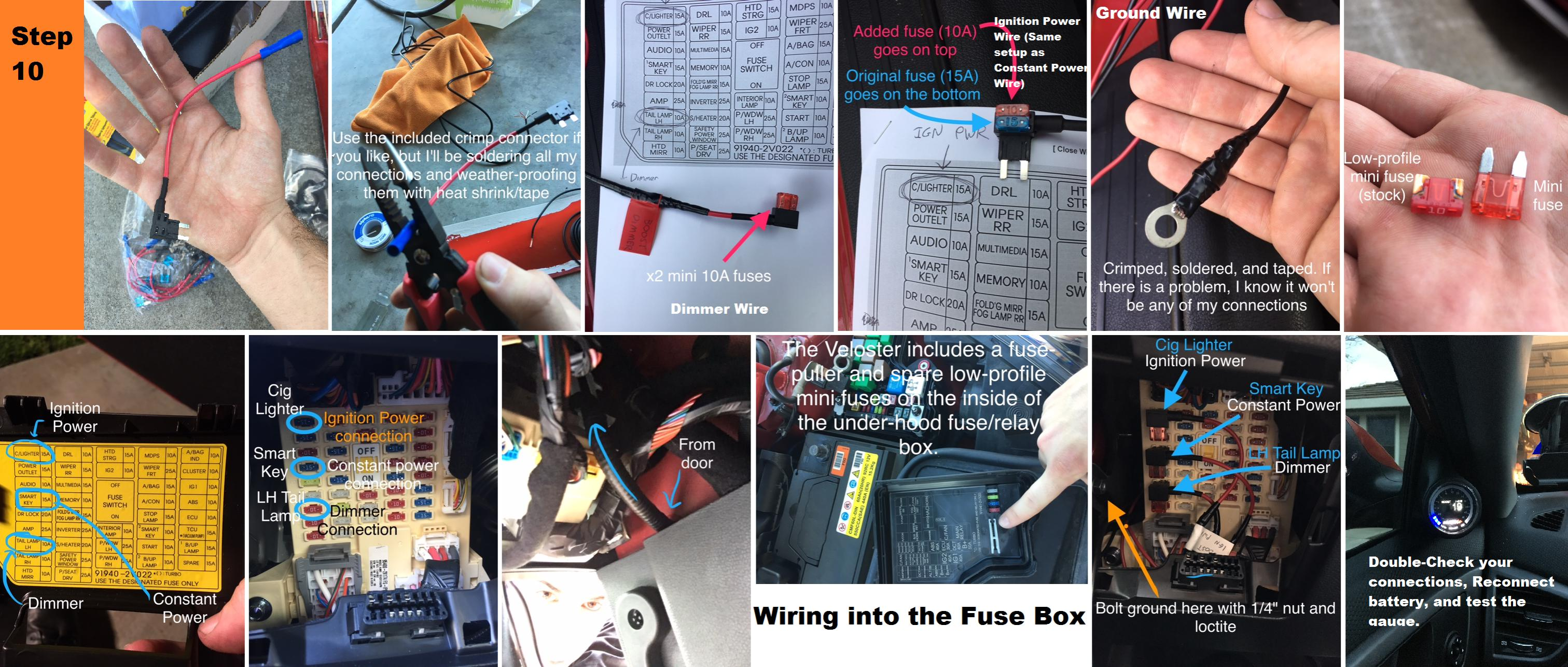 Complete Guide Tanabe Boost Gauge Aeroforce Door Pod 6ee Vacuum Wiring Into A Fuse Box Name 4 The Views 762 Size