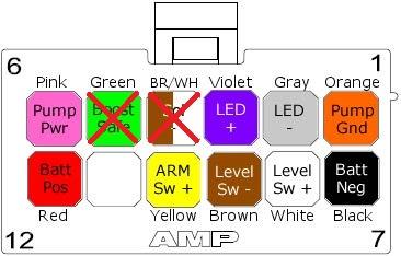AEM MethWater Injection Kit Install - Aem water methanol kit wiring diagram