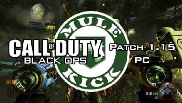 936d ago - Black Ops Patch 1.15 is now live on the PC and includes the Mule