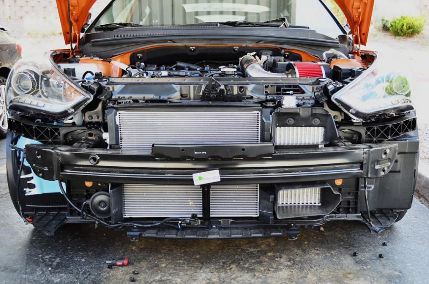 engine bay rh velosterturbo org Hyundai Sonata 3.3 V6 Engine Hyundai Gamma Engine