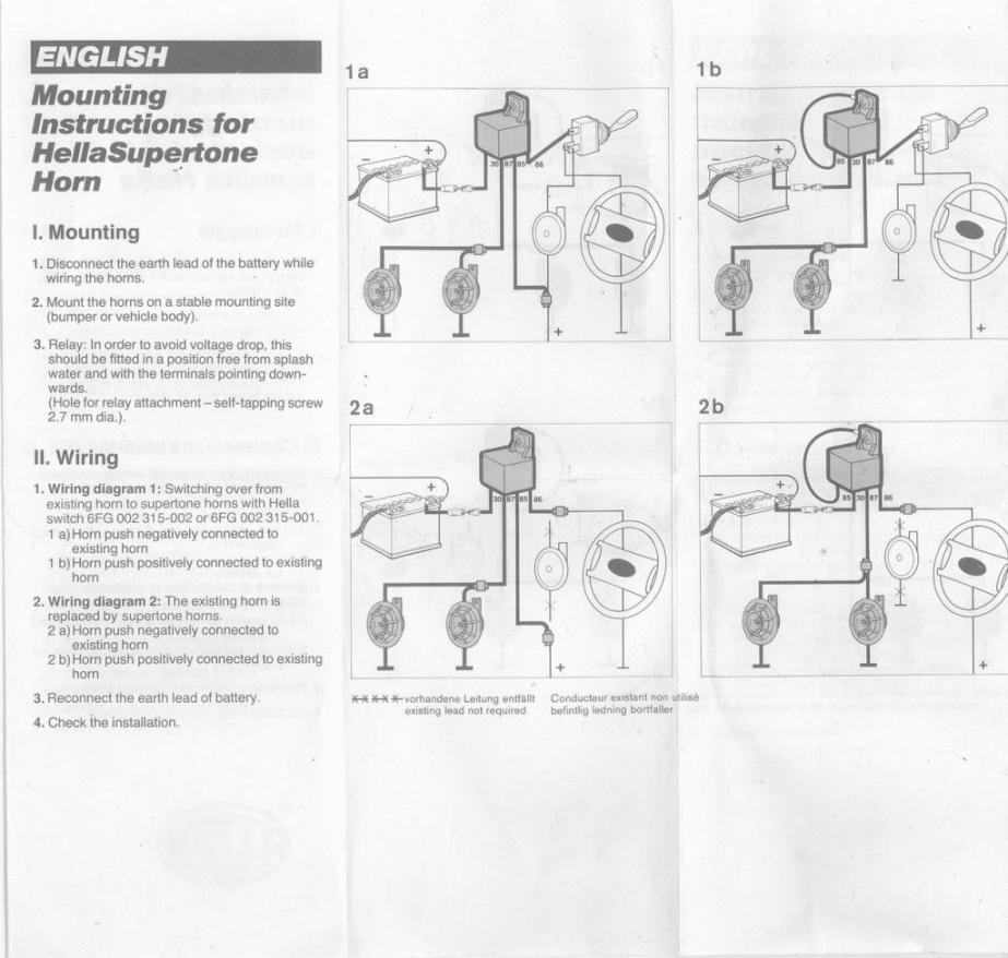 wire diagram hella horns hella horn diy - page 4 harley chopper wire diagram 7 wire harness