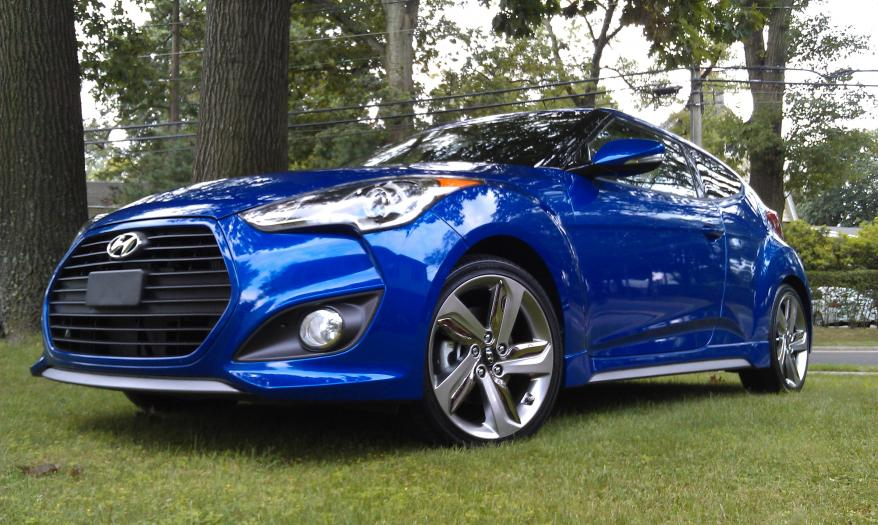 First Ever Veloster Turbo Of The Month
