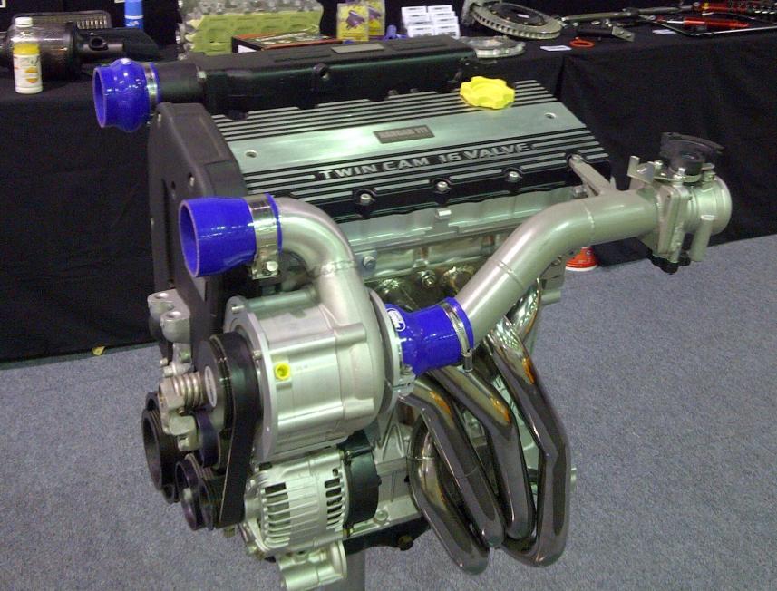 Hyundai veloster supercharger kit
