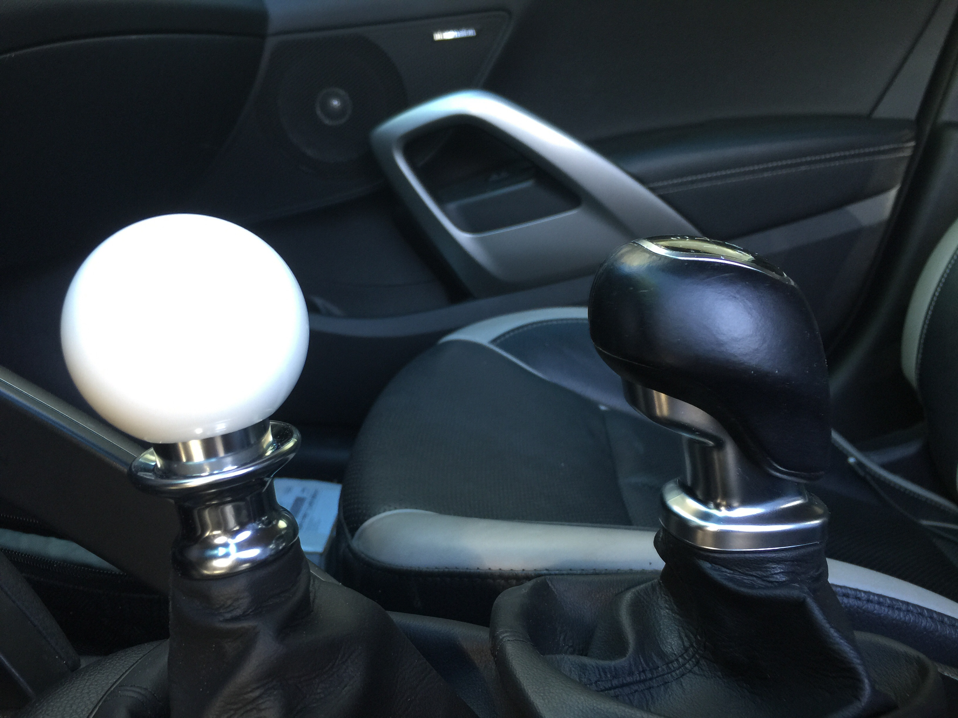 Veloster MT Shift Knob Q | Page 3 | Veloster Turbo Forum