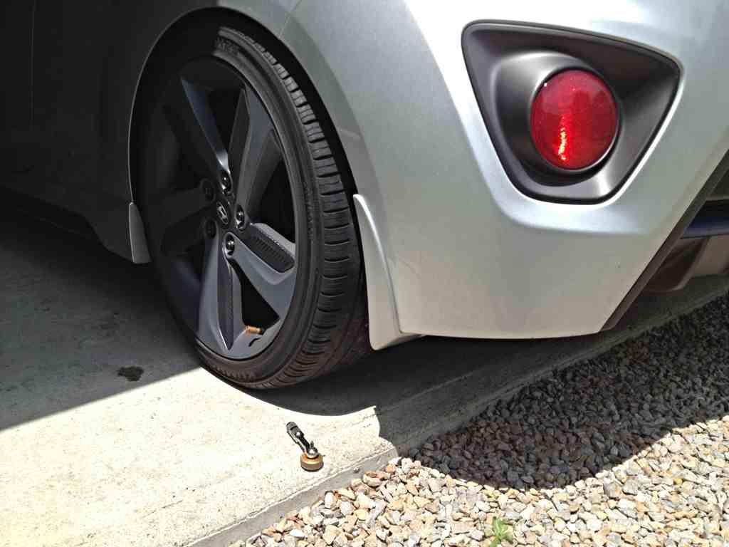 Genuine Hyundai Veloster Turbo Mud Flaps Page 9