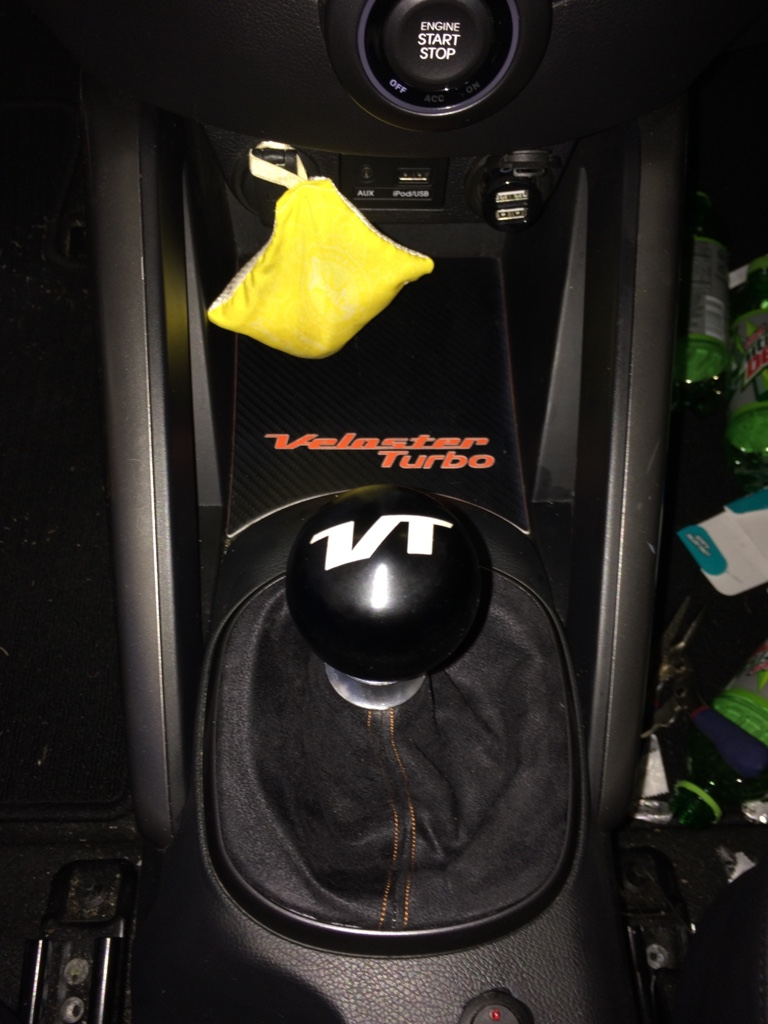 Short throw shifters out there | Veloster Turbo Forum