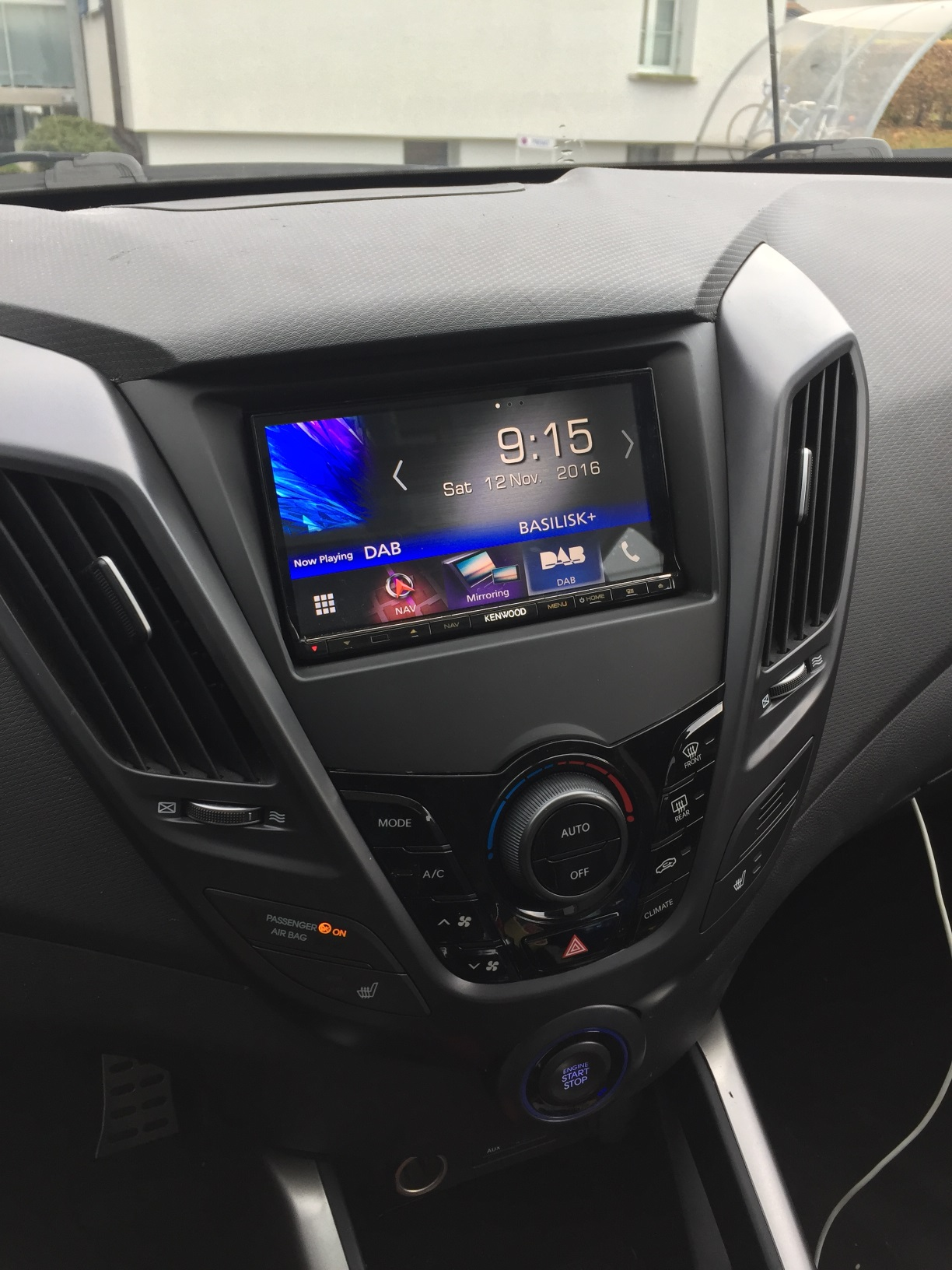 help install kenwood dnx8160 to veloster with dimension system rh velosterturbo org