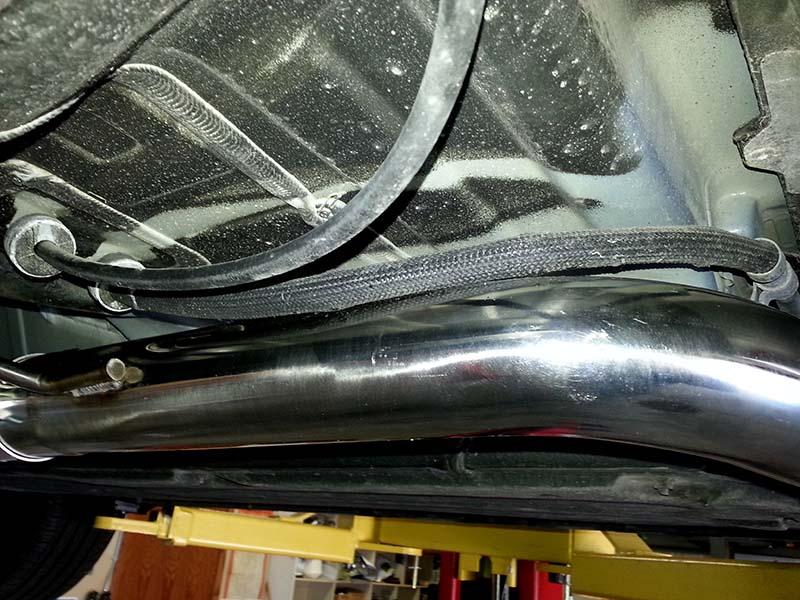 Hyundai Veloster Turbo Cat Back Exhaust