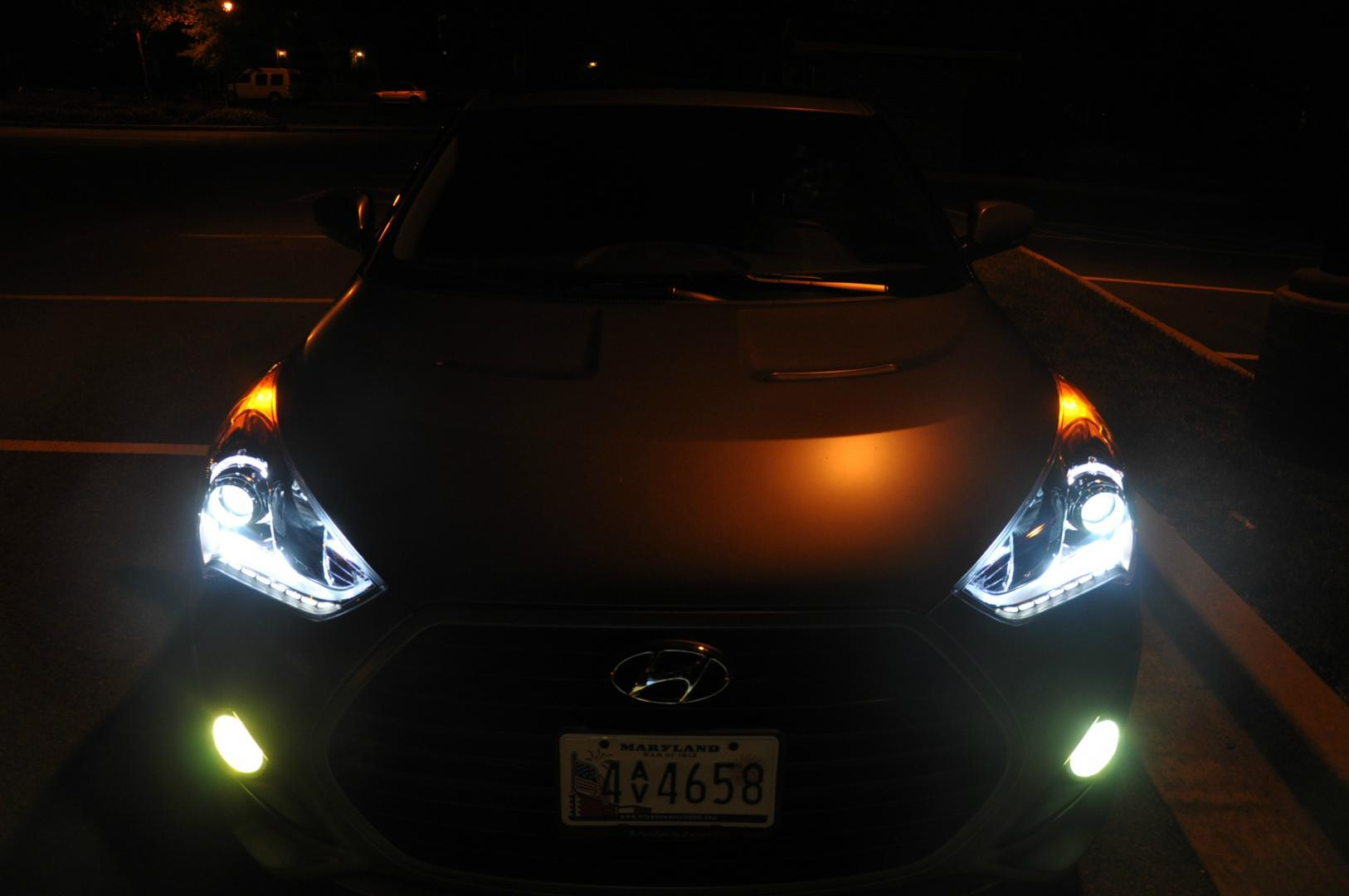 Hid S Available On Veloster Turbo